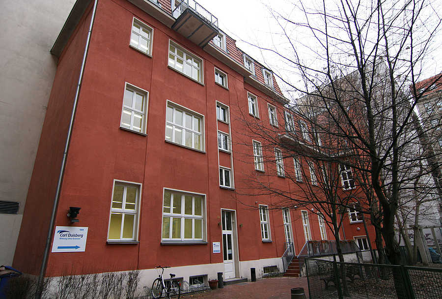Carl Duisberg Centrum Берлин